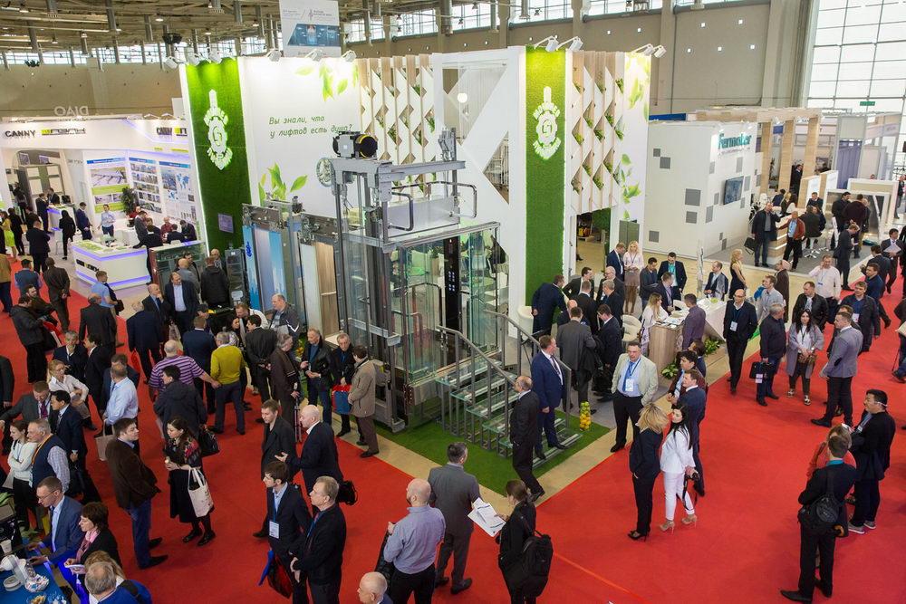 Международная выставка лифтов и подъемного оборудования «Russian Elevator Week 2019»