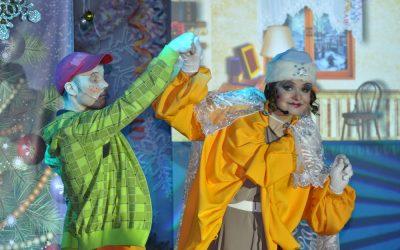 Детские новогодние театрализованные представления Ёлка на ВДНХ