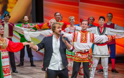 """Организация онлайн фестиваля """"Русское Поле"""" 2020"""