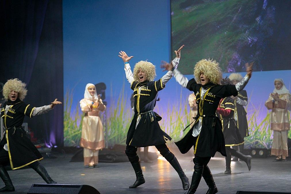 Московский общегородской праздник Навруз